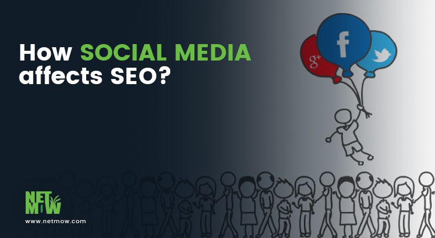 How Social media affects SEO?