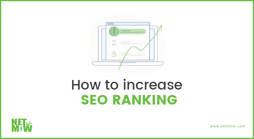 How to increase SEO ranking