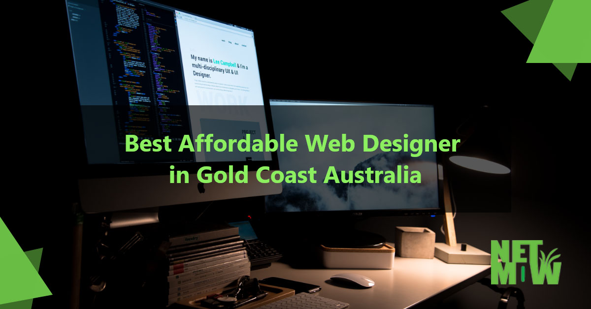 Best Affordable Web Designer in Gold Coast Australia