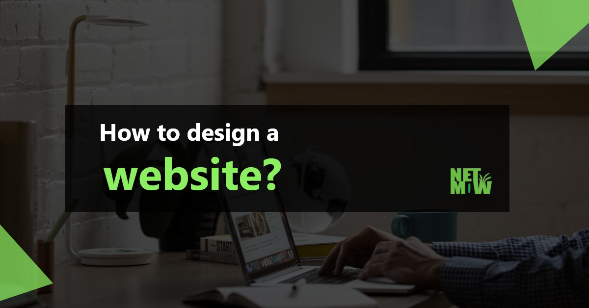 How to design a website?