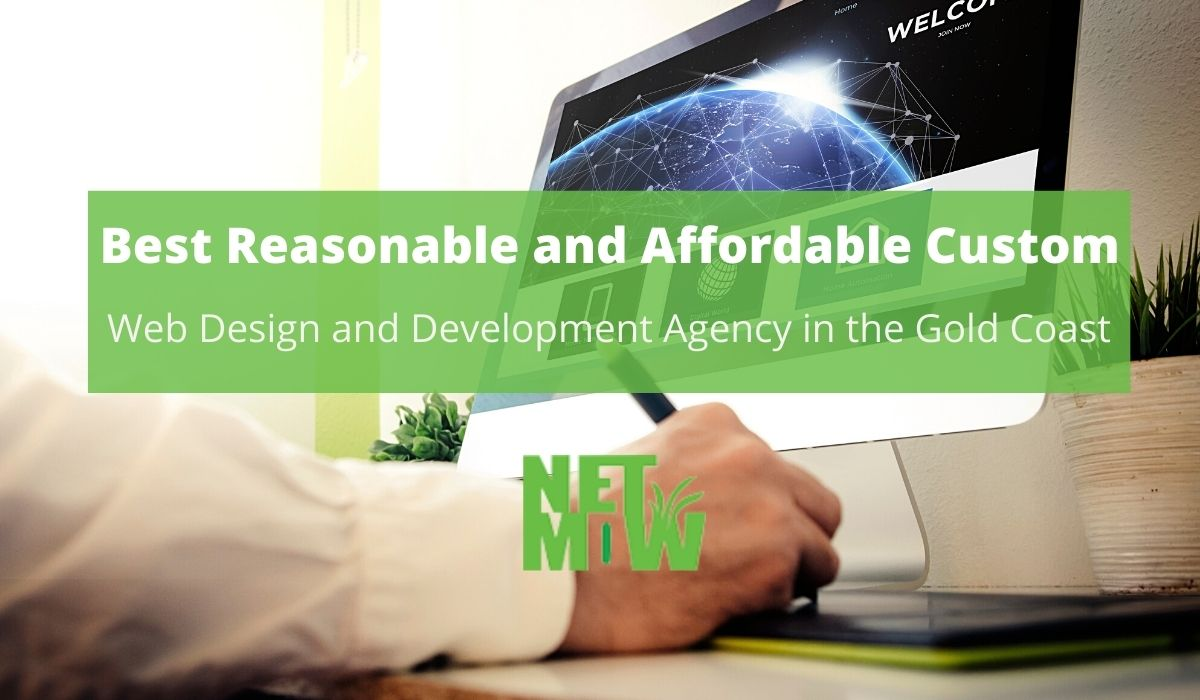 Best Reasonable and Affordable Custom Web Design and Development Agency in the Gold Coast